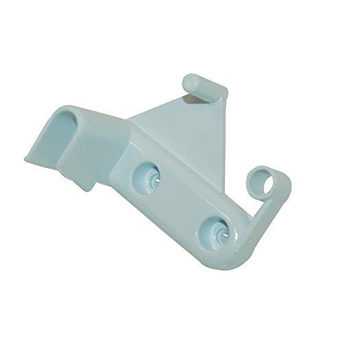 Bisagra de solapa para congelador izquierda de Indesit B13 B339 BA12 BA139 BA13 BAAN134