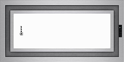 Neff ICM9657N (I96CM57N0) / Deckenlüfter / 60cm / Edelstahl / Wahlweise Abluft- oder Umluftbetrieb