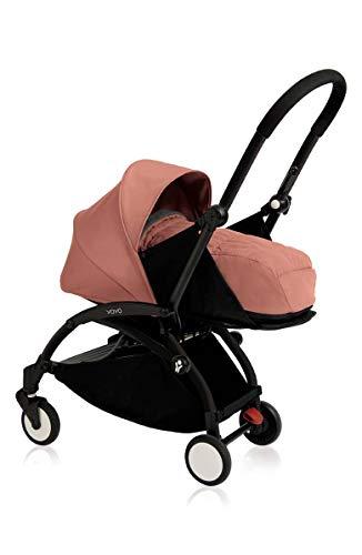 Babyzen YOYO+ Newborn Stroller - Black/Ginger