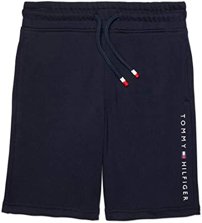Tommy Hilfiger Boys Adaptive Shorts with Pull up Loops Sky Captain XS product image