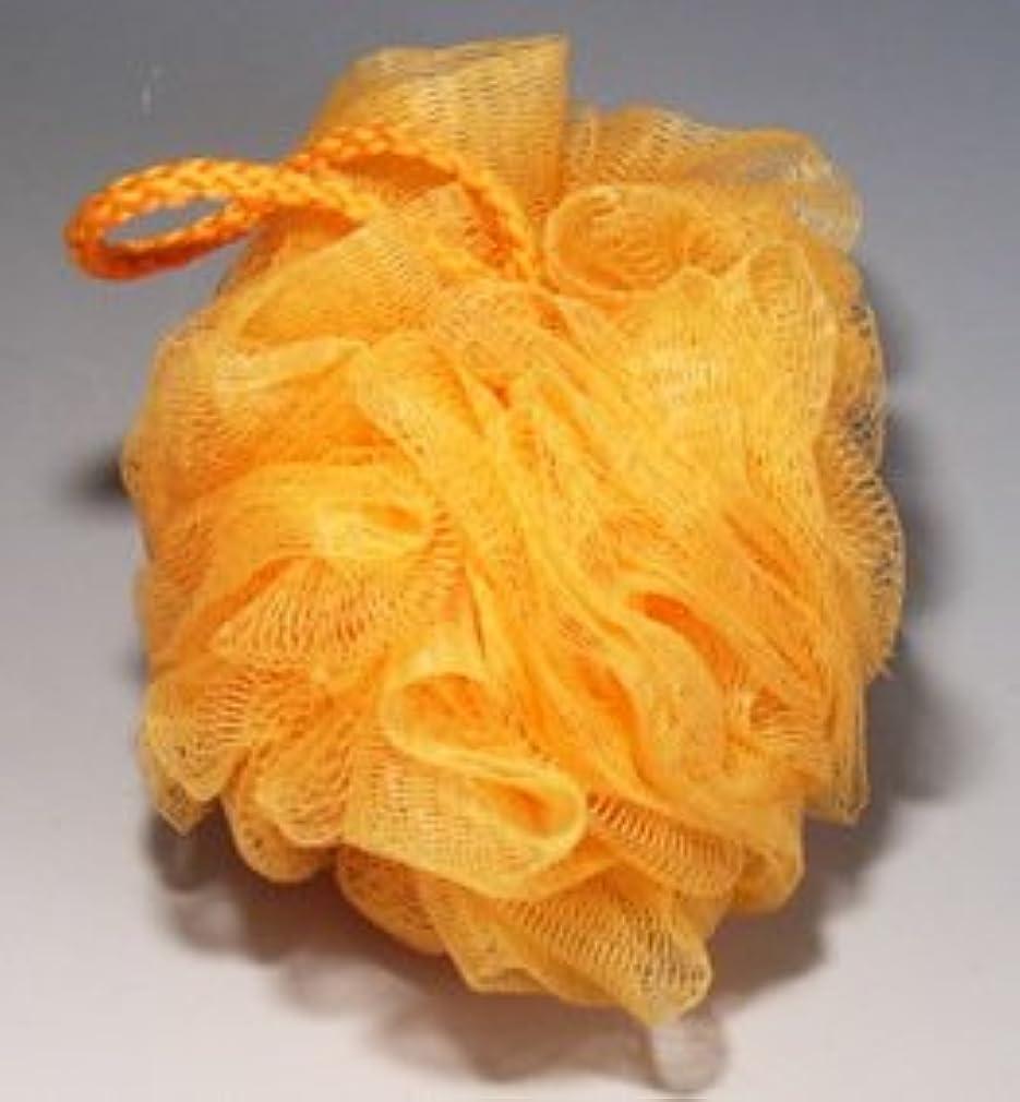 取り消す代数海軍ボディーバスフラワー オレンジ