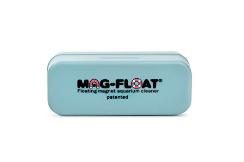 Gulfstream Tropical AGU130A Mag-Float Acrylic Aquarium Cleaner, Medium