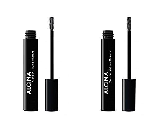 Alcina Wonder Volume Mascara 8ml. 2x