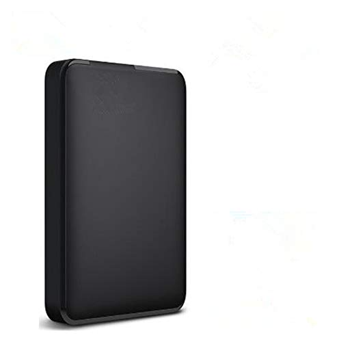 Memory Stick Portable External Hard Drive Disk 1TB 2TB High Capacity SATA USB 3.0 Storage Device Original For Computer Laptop (Capacity : 1TB, Color : Black)