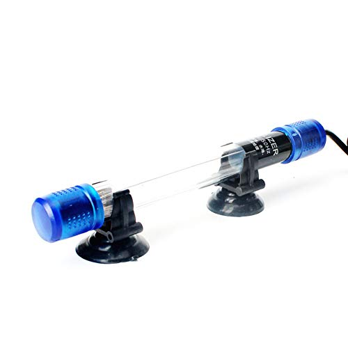 Absir Ultraviolet Sterilizer Light Decor UV Germicidal Lamp for Aquarium Decorative Lighting 11W (UK regulations)