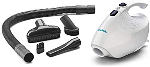 Simplicity F1 Tiny Handheld Vacuum Cleaner | Portable Travel Vacuum | Desk Vacuum | Lightweight Vac
