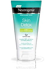 Neutrogena Skin Detox Arındırıcı Kil Maskesi, 150 ml