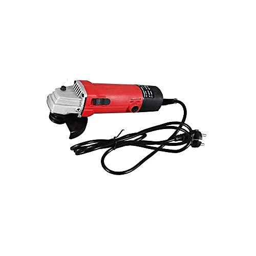 Novohogar Amoladora Angular de 500 W de Potencia para Cortar Metal y Mampostería. Diseño Ergonómico. Diámetro del Disco 115 mm