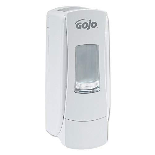 GOJO 878006CT ADX-7 Dispenser 700mL White 6/Carton
