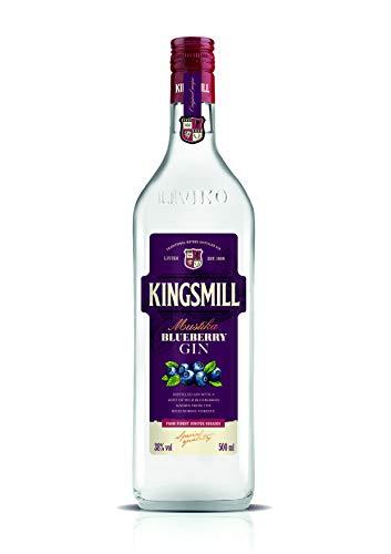 Kingsmill Blueberry Gin, 38%, 500 ML