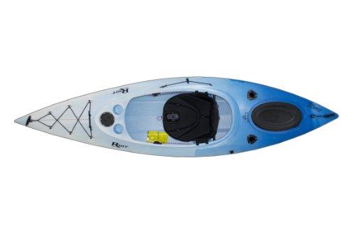 Riot Kayaks Quest 10 HV Flatwater Day Touring Kayak