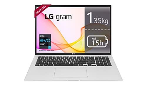 Notebook LG gram 17Z90P-G.AA75P com Teclado QWERTY Português
