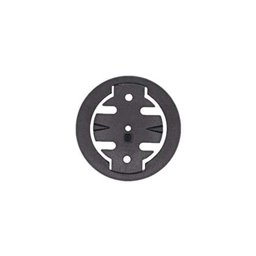 shuai De Haute qualité Ordinateur de vélo Mont Insérer Kit Base Adaper for Garmin Bryton Wahoo Cateye Sigma Computers Mount Road Montagne pièces de vélos Pièces pour vélos (Color : for Garmin)