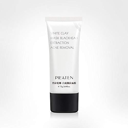 Pilaten, Mascarilla Peel-Off de Arcilla Blanca, 10 gr, White Clay Mask