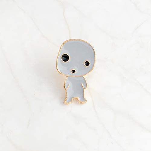 Various Classic Aliens Denim Enamel In stock Cartoon Badges Las Vegas Mall pins Fashion