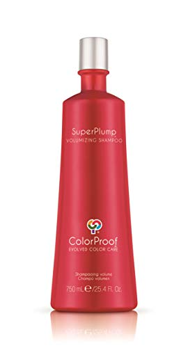 ColorProof Evolved Color Care SuperPlump Volumizing Shampoo, 25.4 Fl Oz