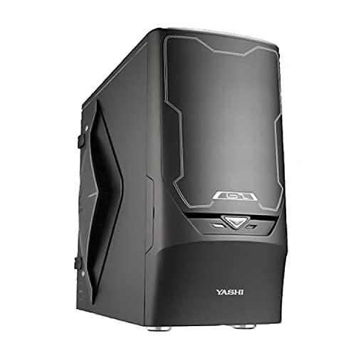 Yashi PC Gaming B560, I5 11600K, RAM 16GB DDR4, SSD 500GB M.2 NVMe, GTX1660 Super 6GB, DVD-RW, Windows 10 Pro, 1000W, Air Cooler