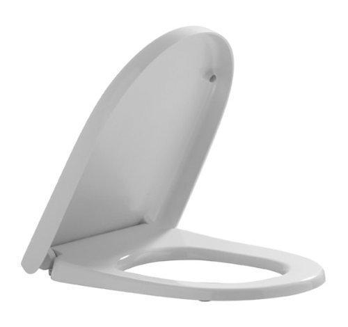 WC-Sitz weiss m.integrierter