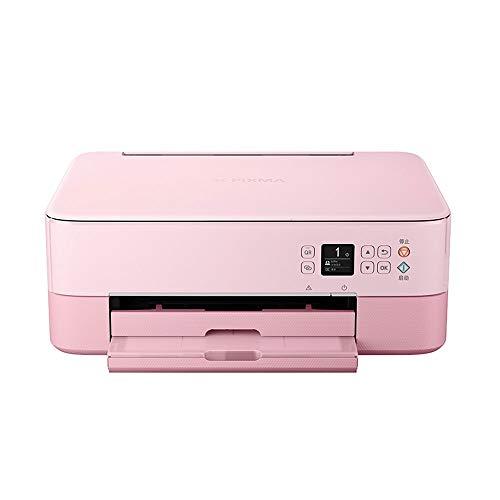 Idebirs Color inkjet-multifunctionele dubbelzijdig printen kopiëren All-in-one kleine smart draadloze mobiele telefoon fotoprinter Home Copier studentenhuiswerk, roze