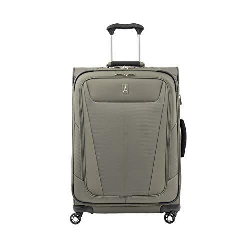 Travelpro Maxlite 5 Großer Weichgepäck Spinner Koffer 4 Rollen 69x47x29 cm Erweiterbar und Langlebig 91 Liter Polyester Reisegepäck 5 Jahre Garantie L