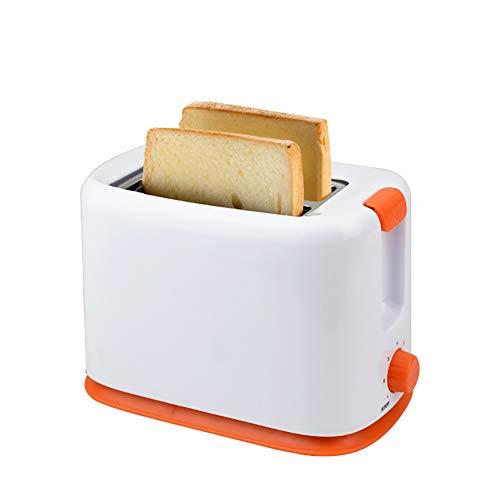 Lirong broodrooster 7 soorten temperatuur vrij instelbaar, snel opwarmen, multifunctionele broodrooster voor ontbijt in huis
