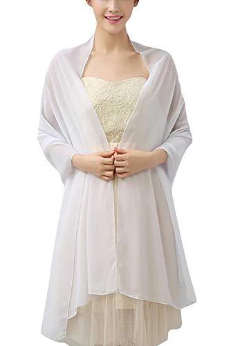potente para casa YAOMEI Bufandas de mujer, chales, estolas de gasa, bufandas de mujer, estolas, bufandas, bufandas de boda