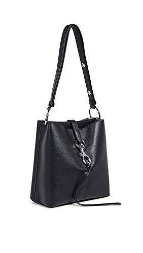 Rebecca Minkoff Women's Megan Shoulder Bag, Black, One Size