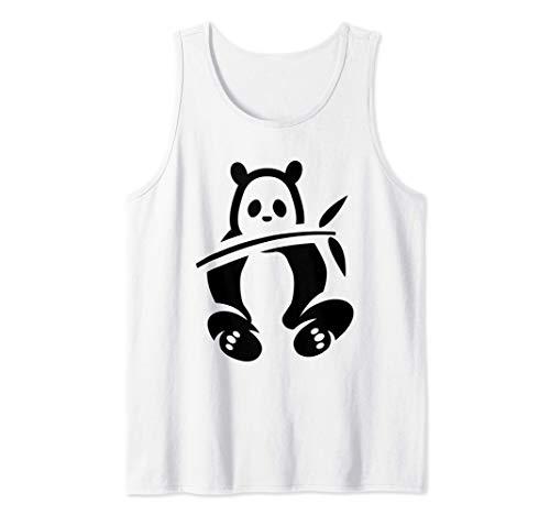 Simpatico regalo per bambini in costume da orso panda di Canotta