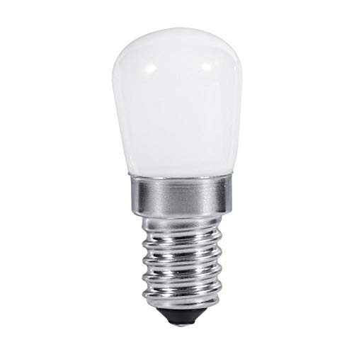 Mothinessto 110 V / 220 V Blanco frío/cálido E14 Tipo 1,5 W SMD 2835 Mini refrigerador congelador Bombilla de luz LED Bombilla de luz para electrodomésticos(6000-6500K (Luz Blanca) 220V)