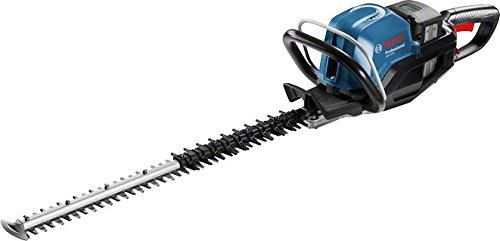 Bosch GHE 60 R Professional Dubbel lemmet 5 kg - elektrische heggenschaar (accu, 36 V, 5 kg, accu-hedge trimmer)
