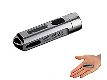 jetbeam stainless steel flashlight