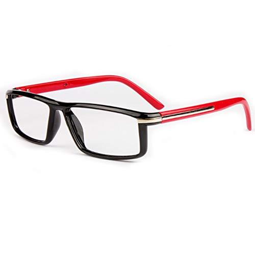 D&XQX Fashion Heren Lezen Bril Ouderen Lezen Bril Grote Gezicht Acetaat Brillen Hars Lenzen +100 +150 +200 +250 +300 +350