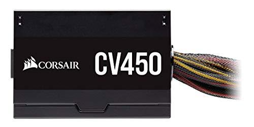 Corsair CV 450 W 80+ Bronze Certified ATX Power Supply