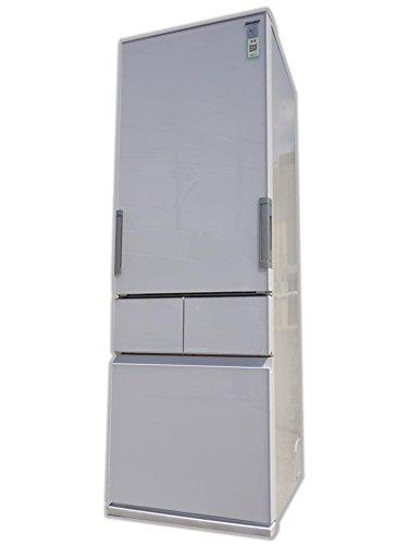 シャープ 410L 4ドア冷蔵庫(ピュアホワイト)SHARP プラズマクラスター冷蔵庫 どっちでもドア SJ-GT41B-W