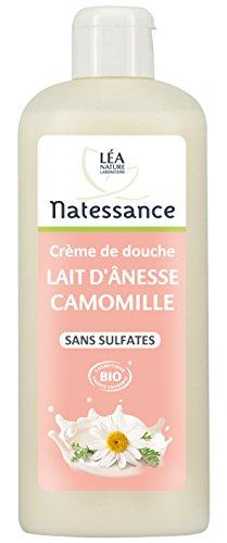 Natessance Hygiène Douche Crème Lait D'anesse...
