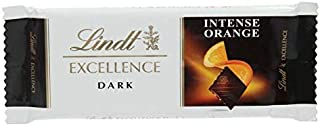 Lindt Excellence Int Orange Chocolate, 35 gm