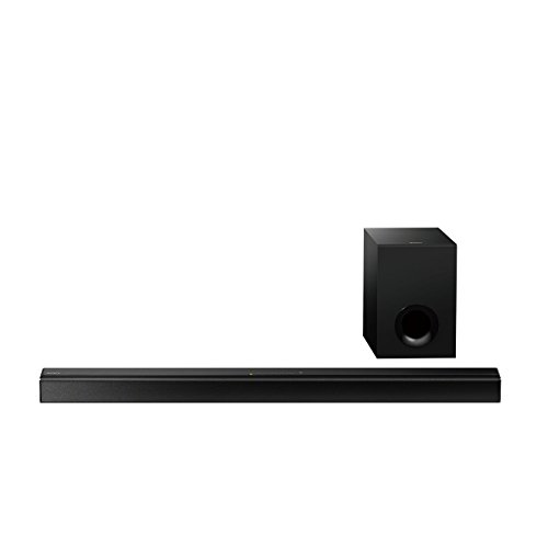 Sony HT-CT80 2.1-Kanal Soundbar (80 Watt, Subwoofer, NFC, Bluetooth, USB, Home Theater) schwarz
