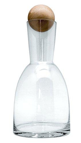 Vin Bouquet FIA 316 Carafe de vin, Verre, Transparent, 24x12,5x12,5 cm