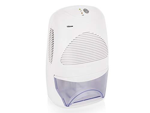 Elektrischer Luftentfeuchter mit 2 Liter Tank – entzieht 600ml pro Tag - Abschaltautomatik - gegen Feuchtigkeit & Schimmel zu Hause