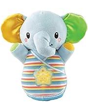 VTech Baby olifantentrompet van pluche