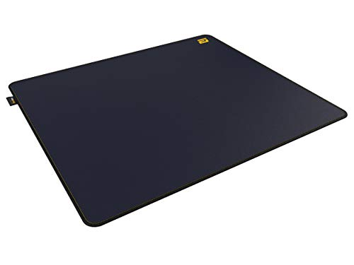 ENDGAME GEAR MPC450 Alfombrilla de Ratón Cordura para PC Gaming - L - 45 x 40 cm - Alfombrilla de Ordenador - Tejido Cordura - Base de Goma - Antideslizante - Azul Oscuro