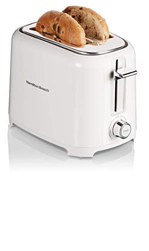 Hamilton Beach 22218 2-Slice Toaster, White