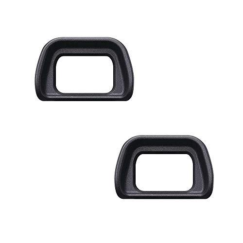 KOMET Visor ocular de para Sony Alpha A6300 A6000 NEX-6 NEX-7 ILCE-6000 cámara réflex digital sustituye a Sony FDA-EP10