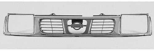 parrilla frontier fabricante Crash Parts Plus