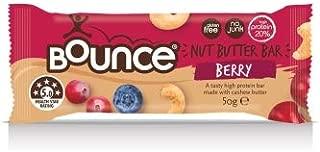 bounce nut butter bars