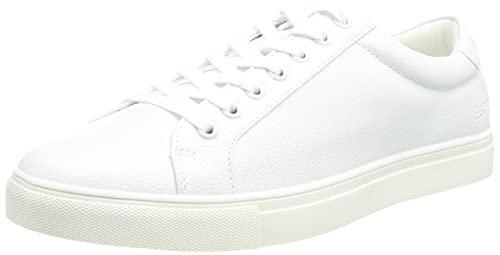 ESPRIT Herren 081EK2W302 Sneaker, 100/WHITE, 46 EU