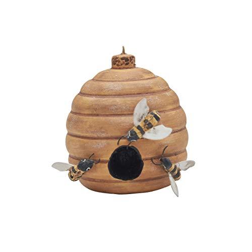 Handmade Beehive Ornament