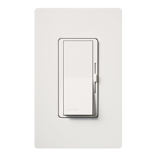 Lutron DVF-103P Diva In a popularity 8A Fluorescent Industry No. 1 Whi Dimmer Pole Single 3-Way