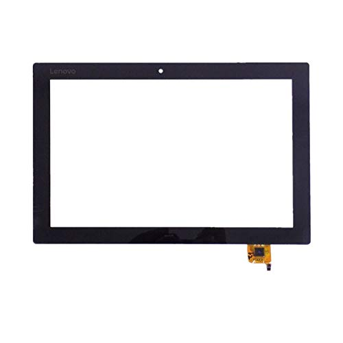 Kit de reemplazo de pantalla Táctil de cristal en forma for Lenovo MIix 310-10ICR MIix 310 Miix310 pantalla táctil de cristal digitalizador panel frontal del sensor de la lente de cristal kit de repar
