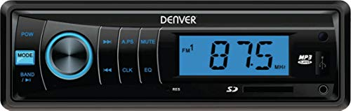 Denver Autoradio CAU-444, USB, SD